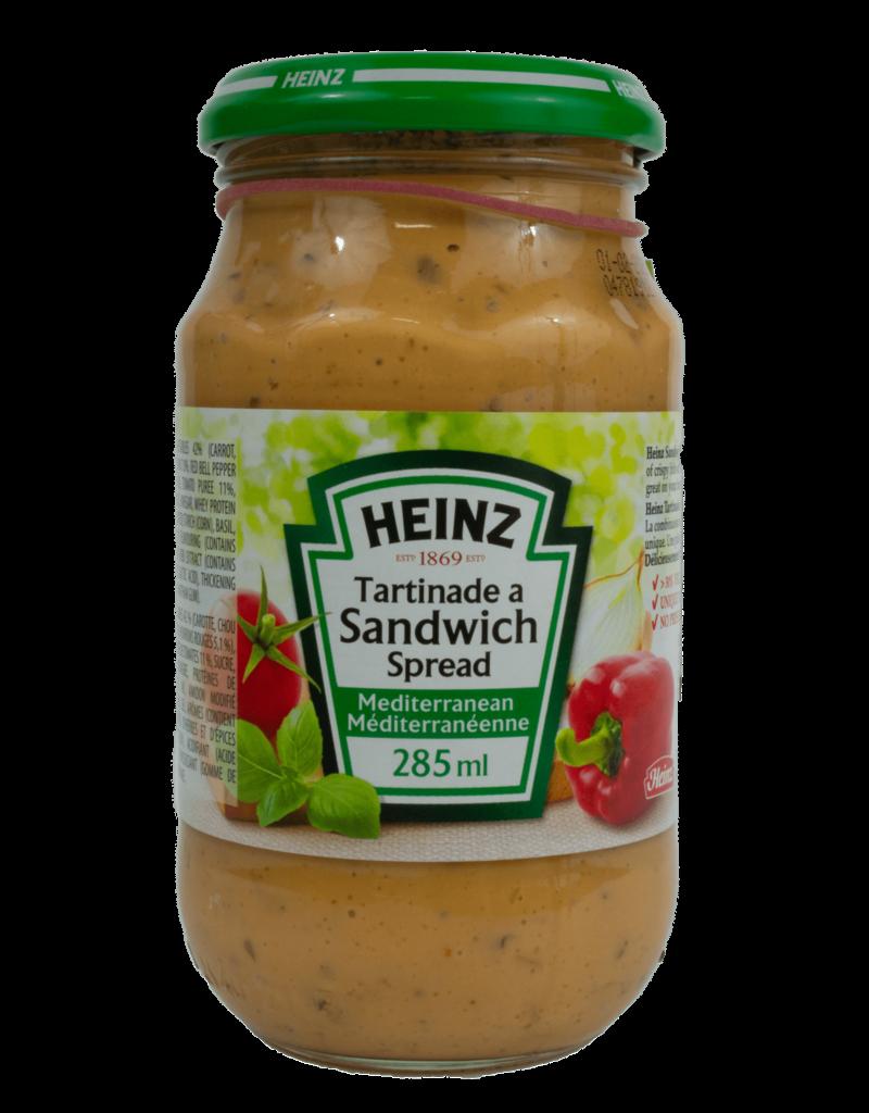 Heinz Heinz Sandwich Spread - Mediterranian 285ml