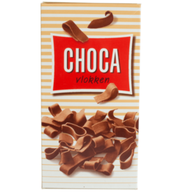 Choca Vlokken Chocoalte Flakes 300g