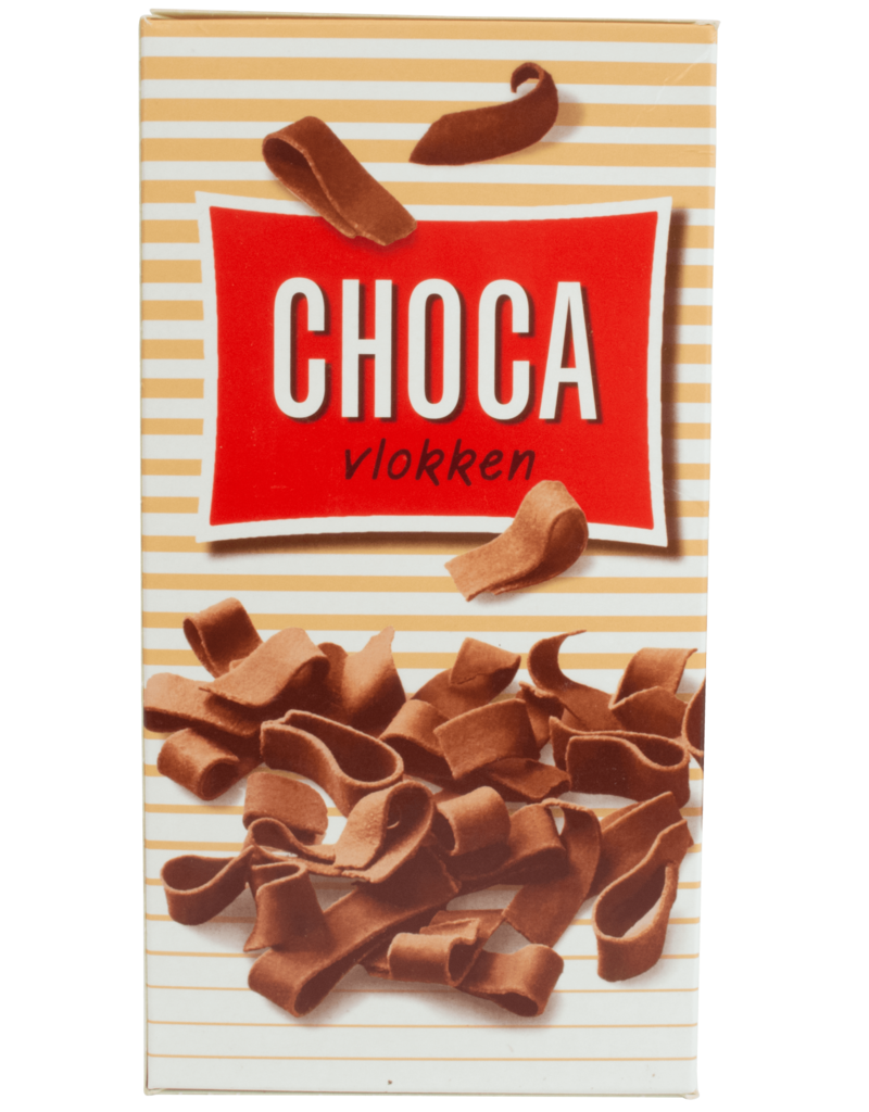 Choca Choca Vlokken Chocolate Flakes 300g