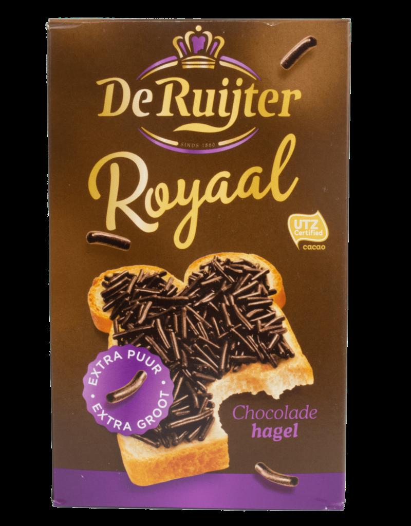 De Ruijter De Ruijter Royaal Extra Dark Chocolate Sprinkles 380g