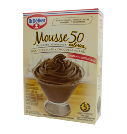 Dr Oetker Mousse 50 Chocolate 38g