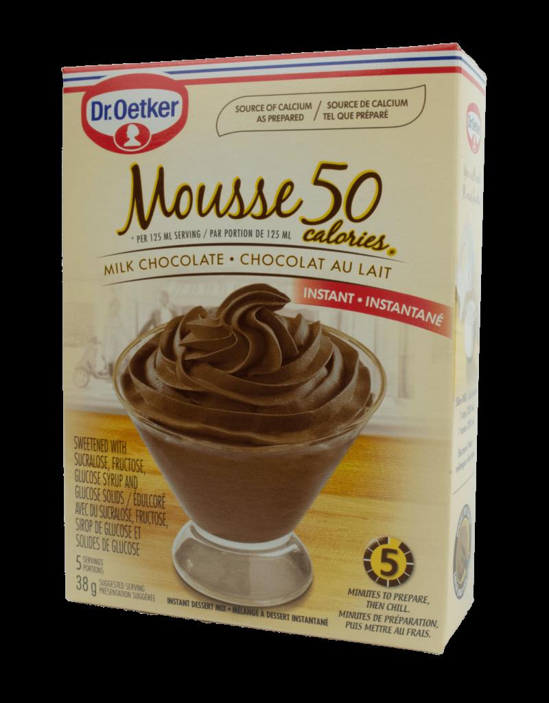 Dr Oetker Dr Oetker Mousse 50 Chocolate 38g