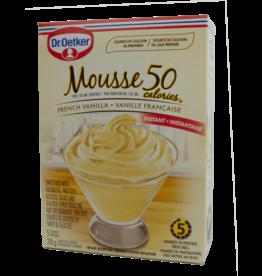 Dr Oetker Mousse 50 Vanilla 38g