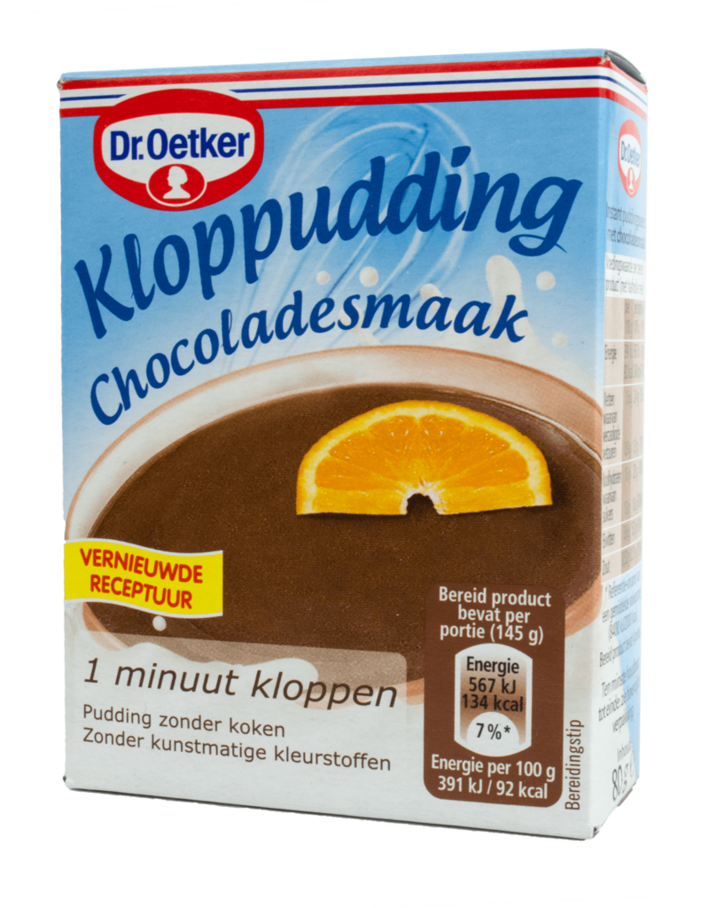 Dr Oetker Dr Oetker Pudding Mix - Chocolate 80g
