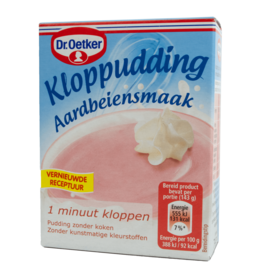 Dr Oetker Pudding Mix - Strawberry 74g