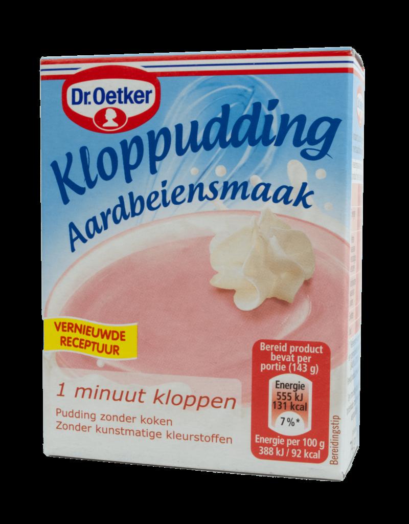 Dr Oetker Dr Oetker Kloppudding Pudding Mix - Strawberry 74g