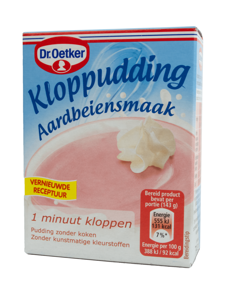 Dr Oetker Dr Oetker Pudding Mix - Strawberry 74g