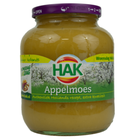 Hak Appelmoes Apple Sauce 720ml