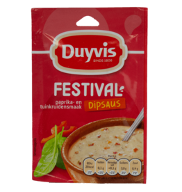 Duyvis Dip Sauce Mix - Festival 6g