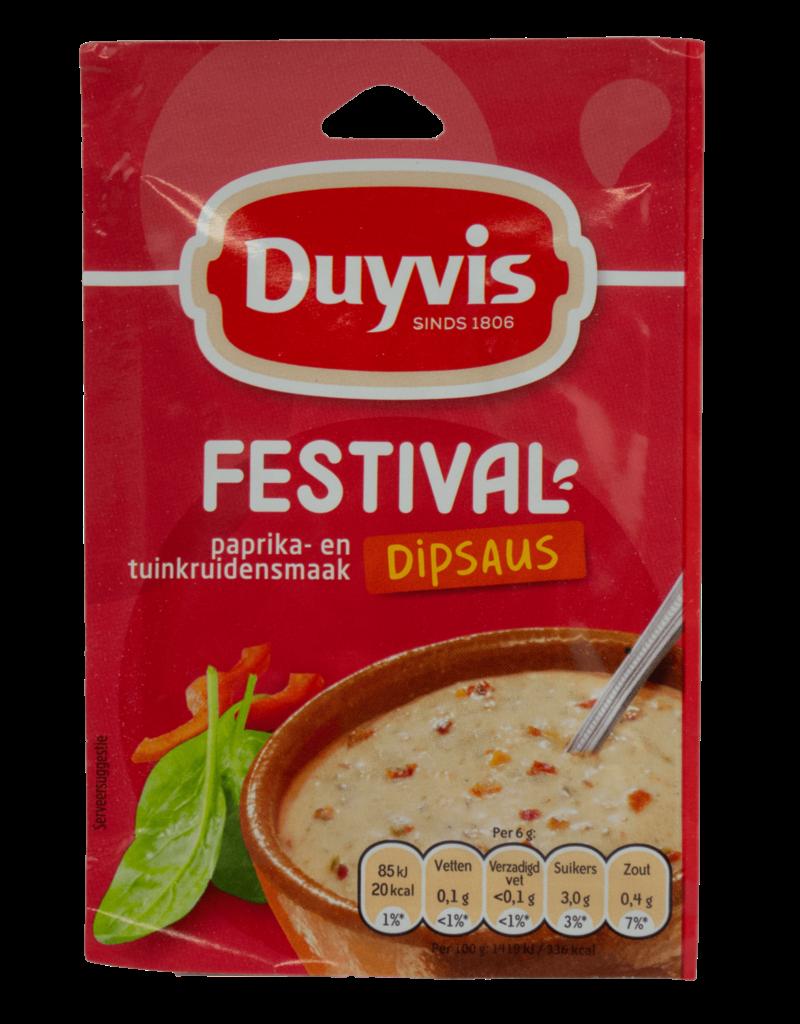 Duyvis Duyvis Dip Sauce Mix - Festival 6g