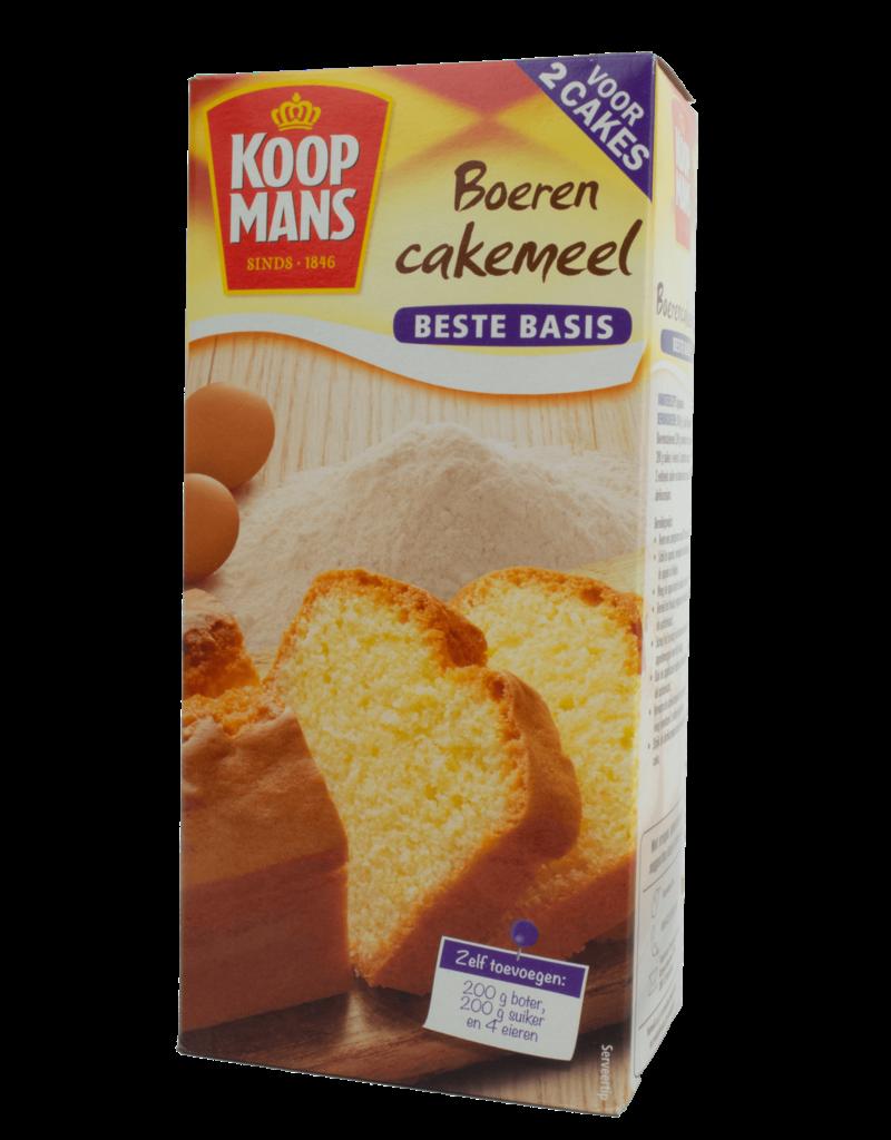 Koopmans Koopmans Boren Cakemeel Farmers Cake Flour 400g