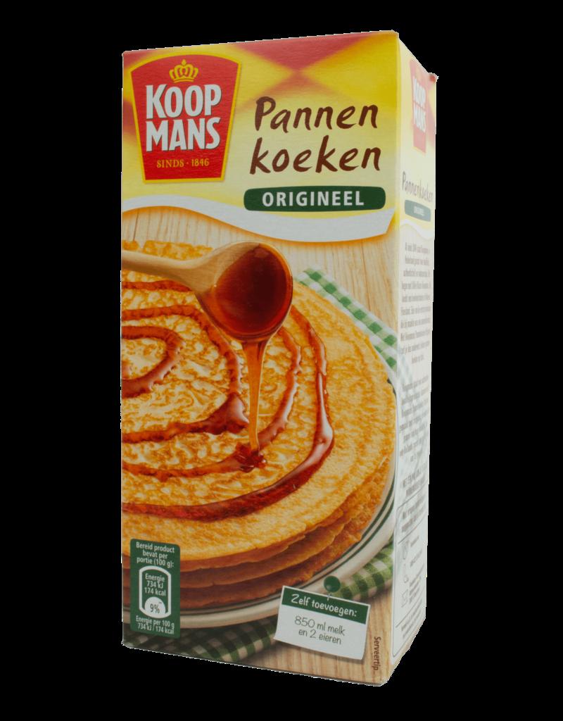 Koopmans Koopmans Pannen Koeken Pancake Mix Original 400g