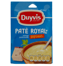 Duyvis Dip Sauce Mix - Pate Royal 6g