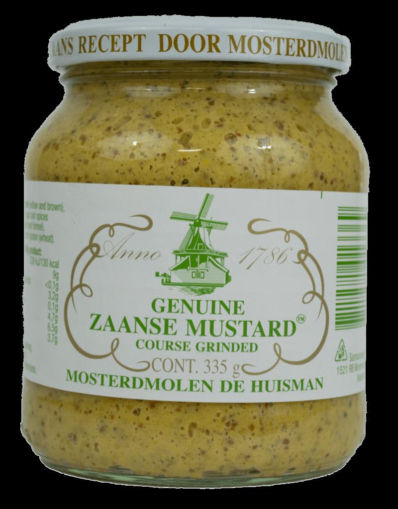 Huisman Huisman Coarse Zaanse Mustard 335g