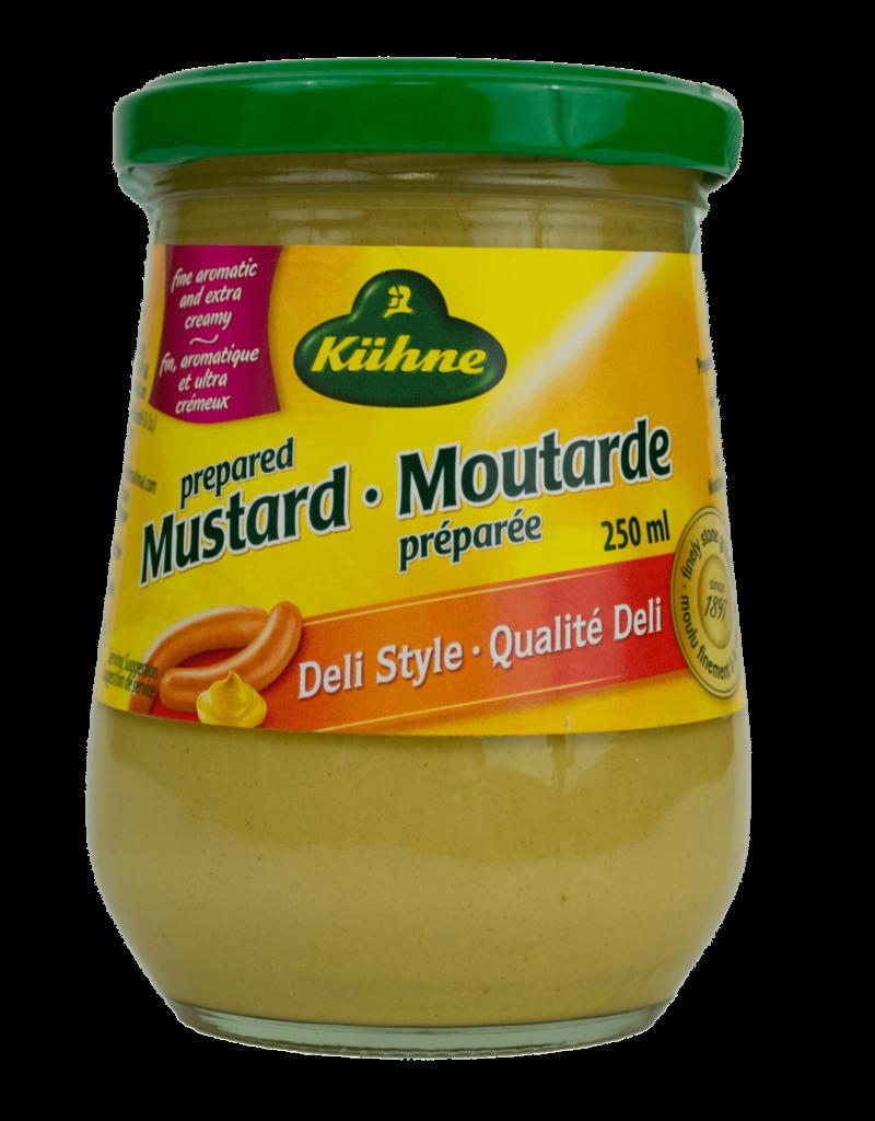 Kuhne Kuhne Mustard - Deli Style 250ml