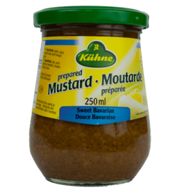 Kuhne Mustard - Sweet Bavarian 250ml