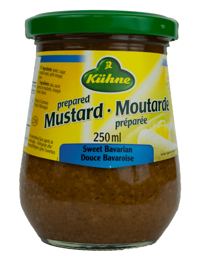 Kuhne Kuhne Mustard - Sweet Bavarian 250ml