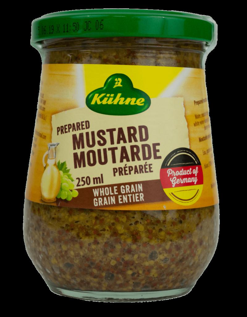 Kuhne Kuhne Mustard - Whole Grain 250ml