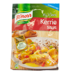 Knorr Curry Sauce Mix 28g