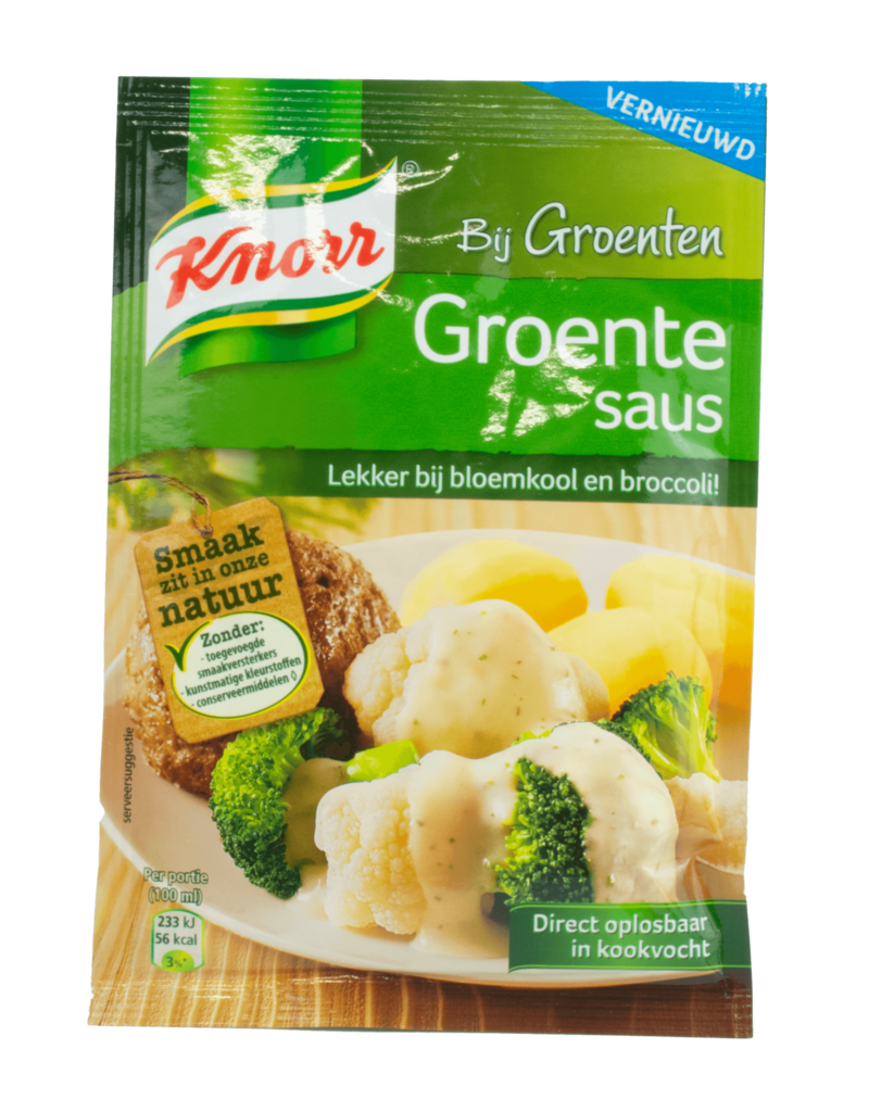 Knorr Knorr Vegetable Sauce Mix 29g