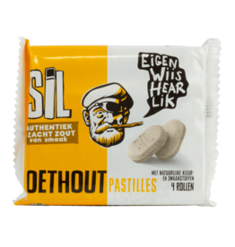 Fortuin SIL Zoethout Pastilles 4 Pack 132g