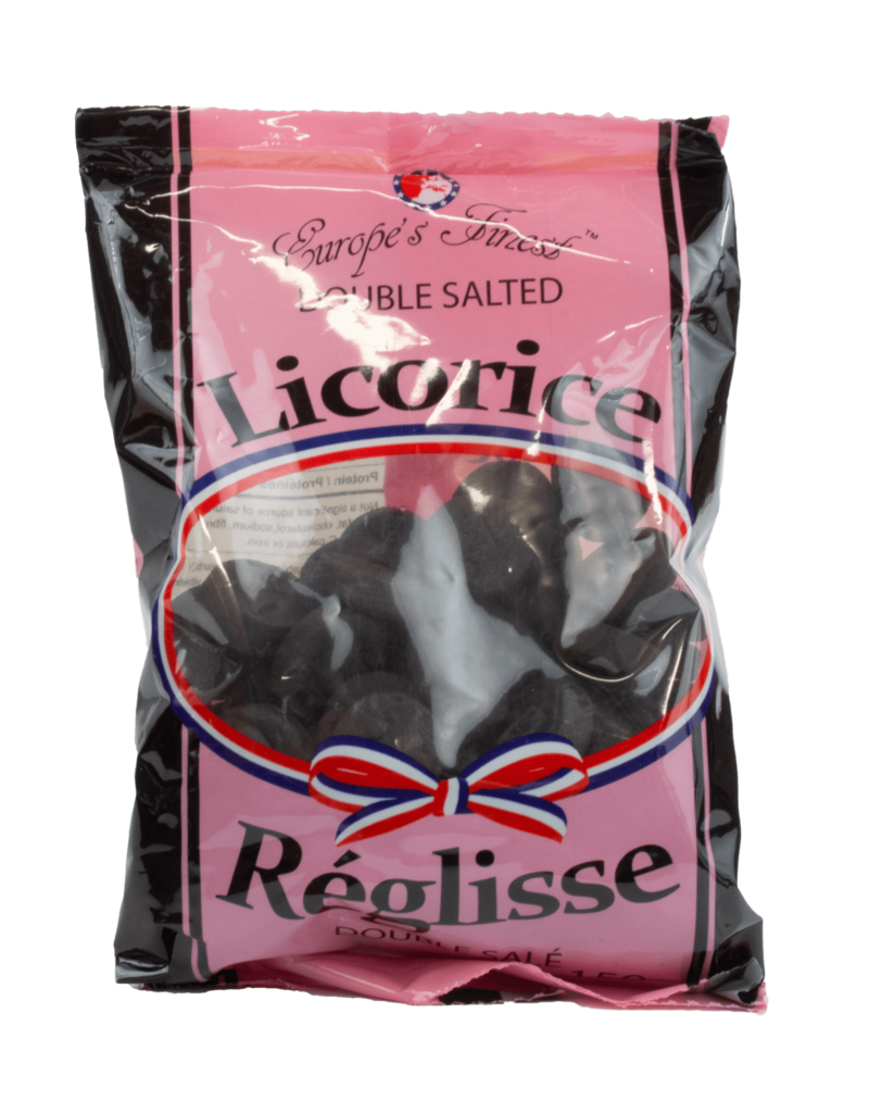 Europe's Finest Europe's Finest Double Salted Liquorice 150g