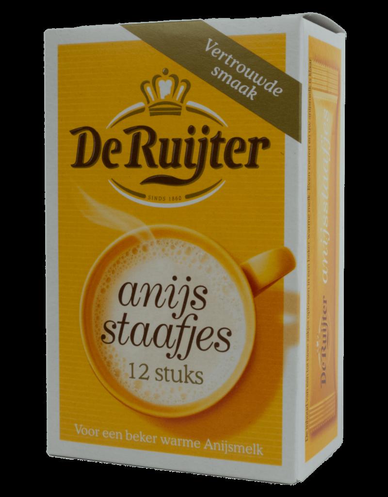 De Ruijter De Ruijter Anise Sticks 12X6.3g
