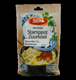 Silvo Spice Mix - Stamppot Sauerkraut