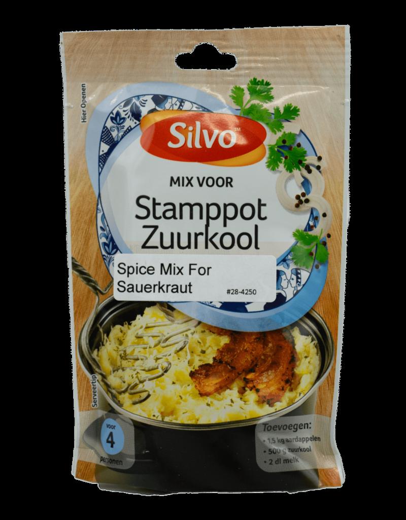 Silvo Silvo Spice Mix - Stamppot Sauerkraut
