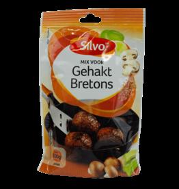 Silvo Spice Mix - Gehakt Bretons 40g