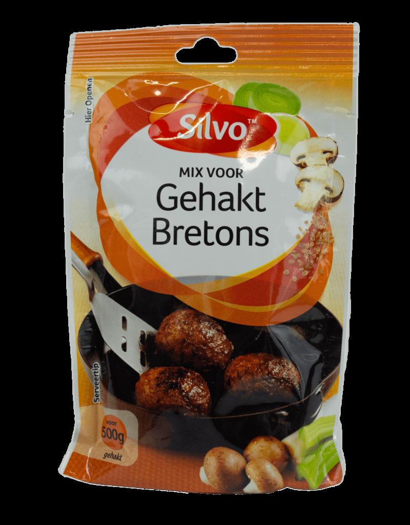 Silvo Silvo Spice Mix - Gehakt Bretons 40g