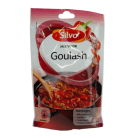 Silvo Spice Mix - Goulash 40g