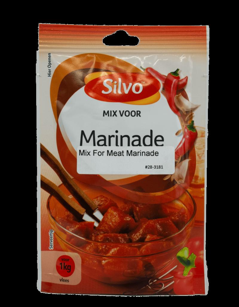 Silvo Silvo Spice Mix - Marinade