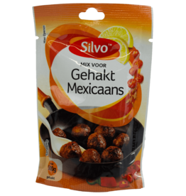Silvo Spice Mix - Gehakt Mexican 40g