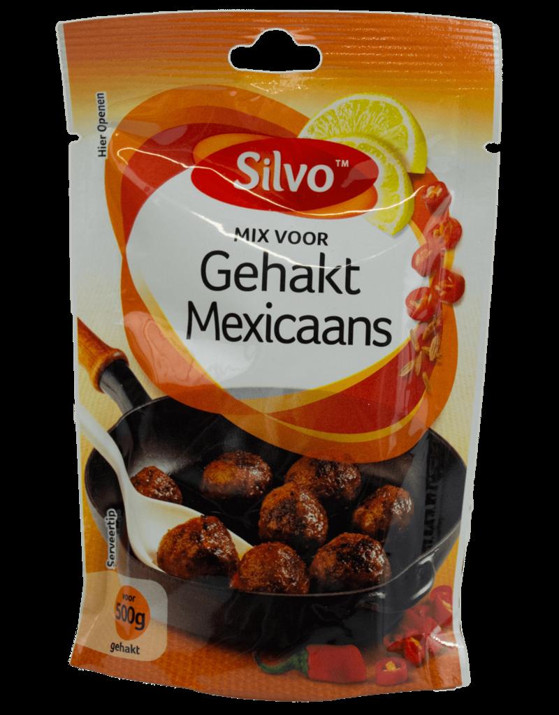 Silvo Silvo Spice Mix - Gehakt Mexican 40g