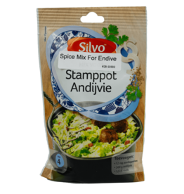 Silvo Spice Mix - Stamppot Endive 25g