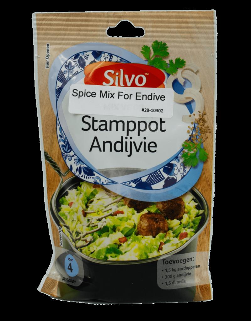 Silvo Silvo Spice Mix - Stamppot Andijvie 25g