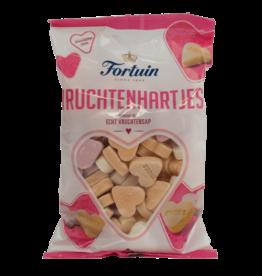 Fortuin Kruchtenhartjes Fruit Hearts 200g