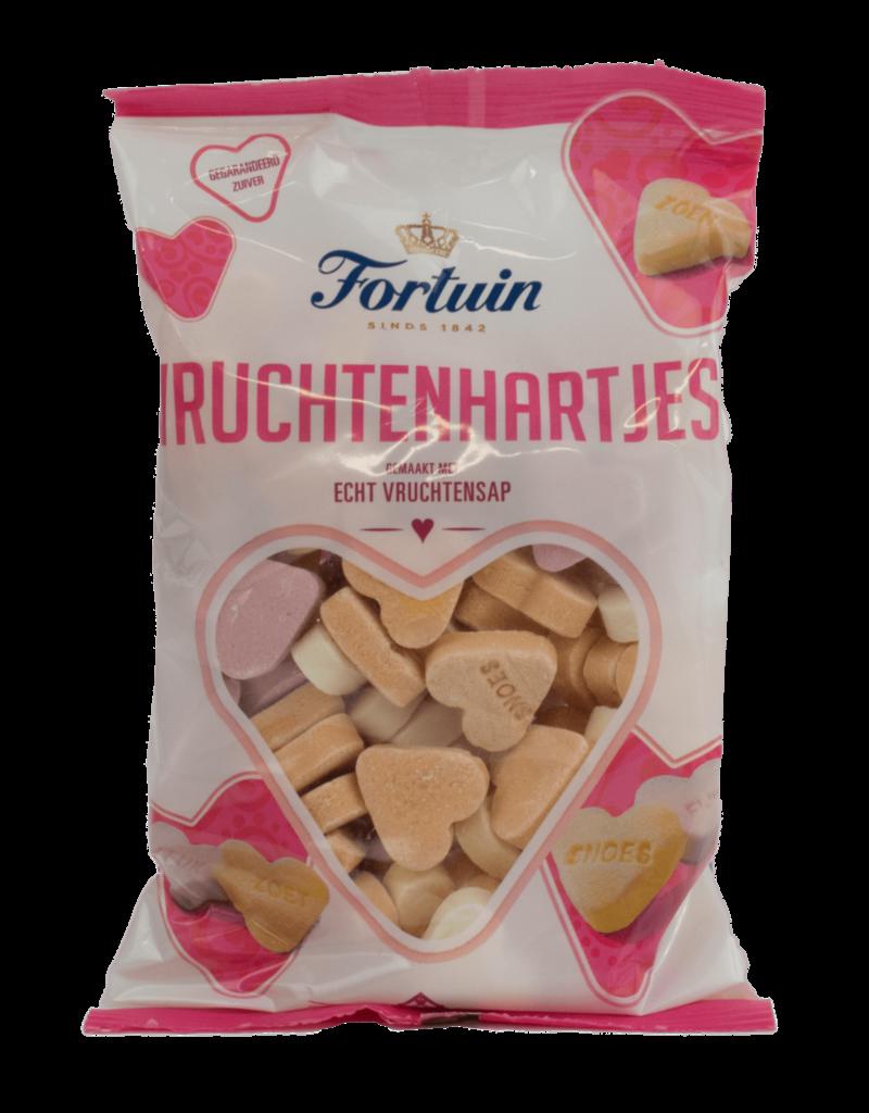 Fortuin Fortuin Kruchtenhartjes Fruit Hearts 200g