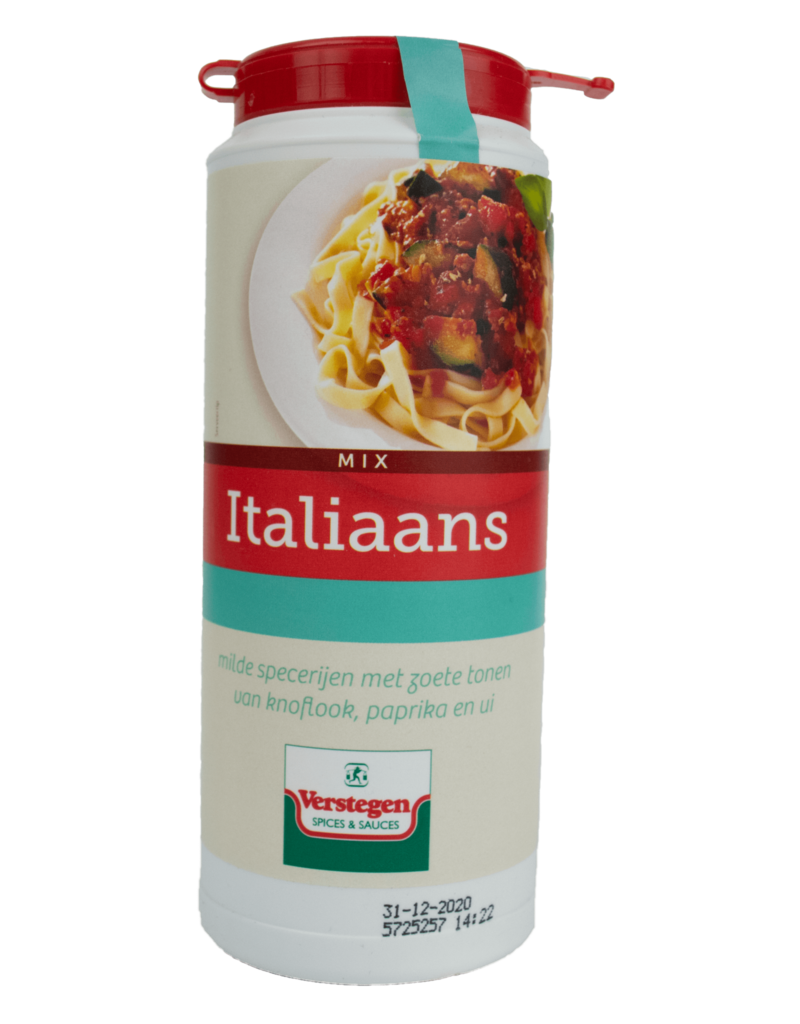 Verstegen Verstegen Spice Mix - Italian 225g