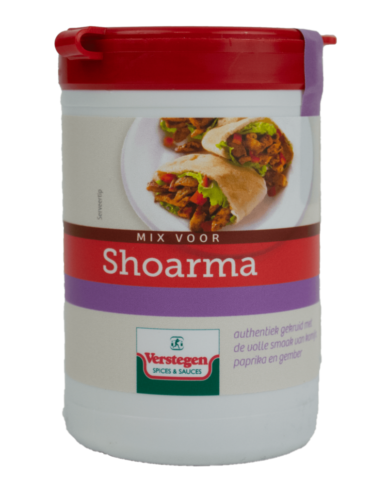 Verstegen Verstegen Spice Mix - Shoarma 60g