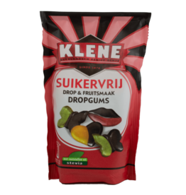 Klene Sugar Free Fruit & Licorice 210g