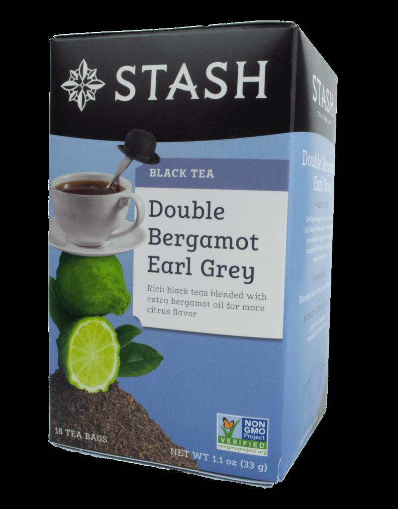 Stash Stash Double Bergamot Earl Grey Tea