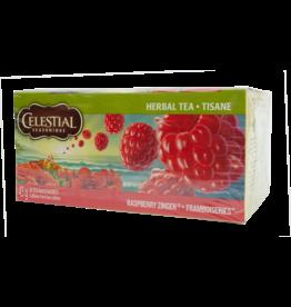 Celestial Seasonings Raspberry Zinger Tea 43g