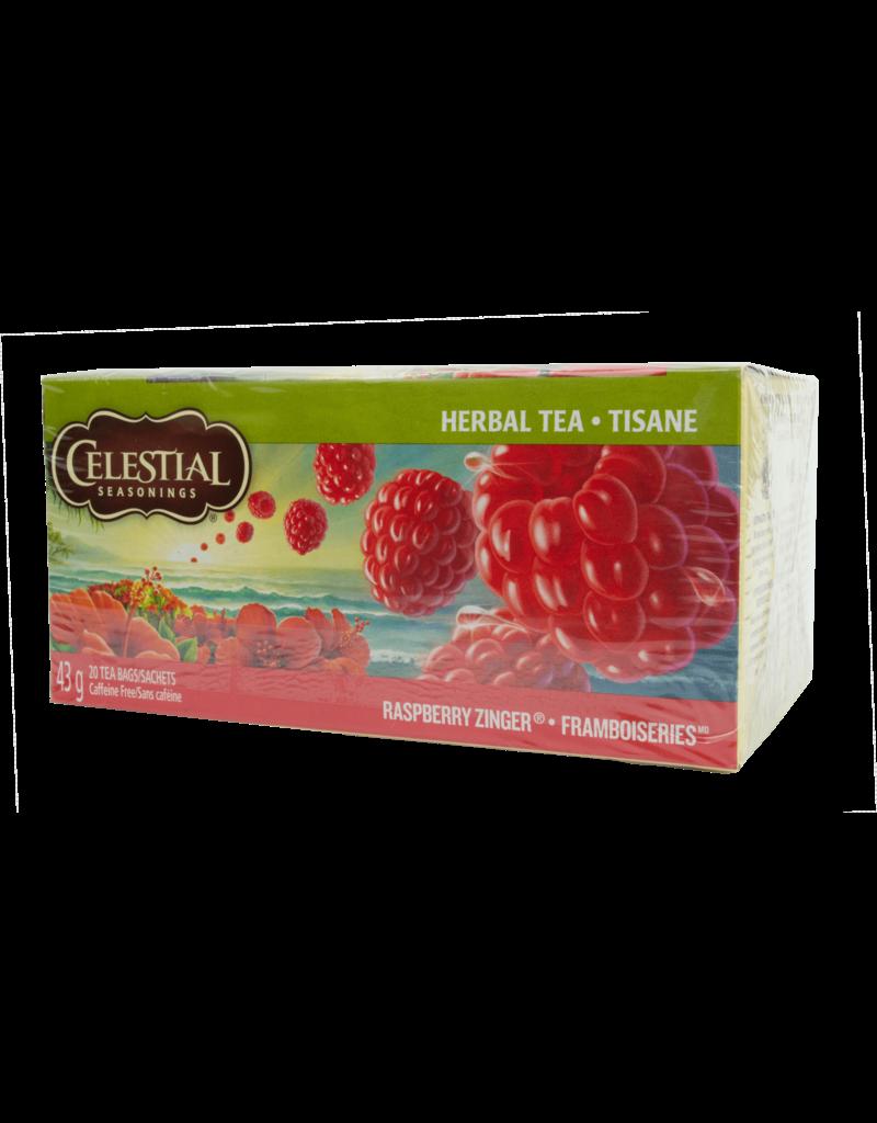 Celestial Celestial Seasonings Raspberry Zinger Tea 43g