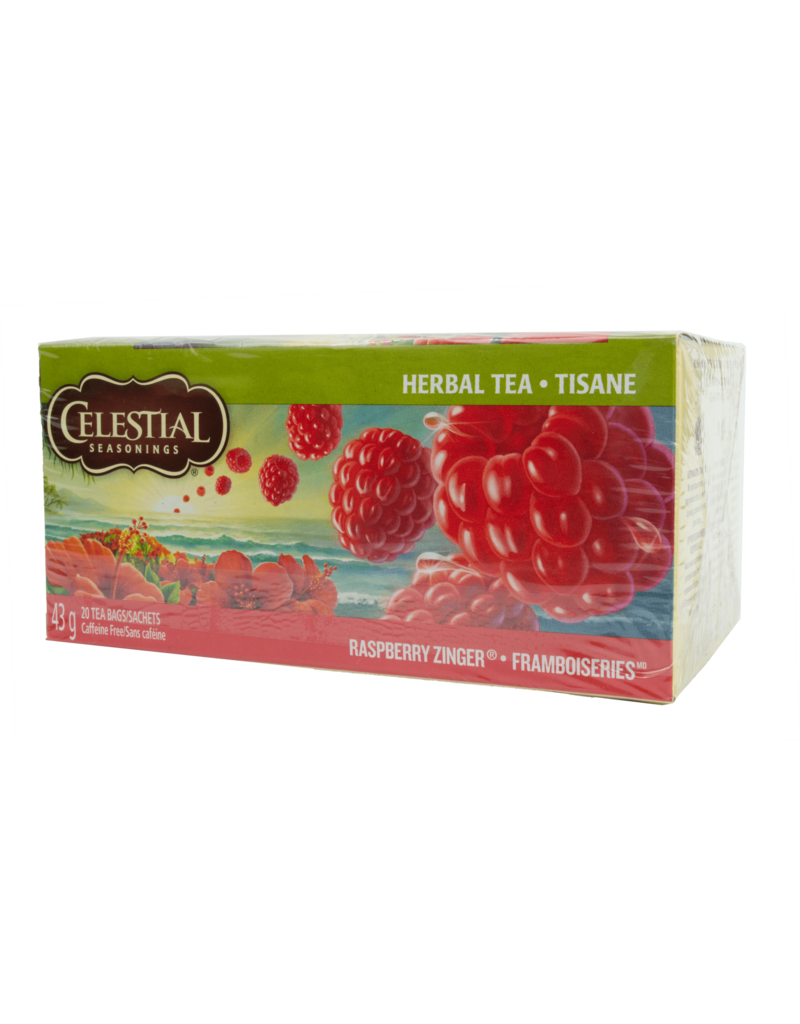 Celestial Seasonings Celestial Seasonings Raspberry Zinger Tea 43g