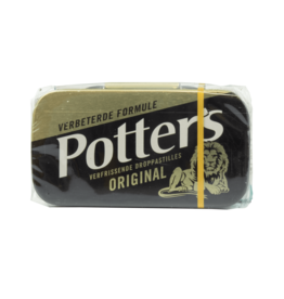 Potters Linia Throat Lozenges 1.5g