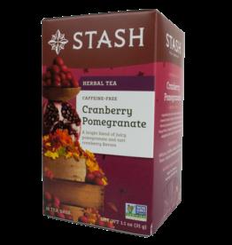 Stash Cranberry Pomegranate Caffeine-Free Tea