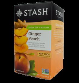 Stash Ginger Peach Tea