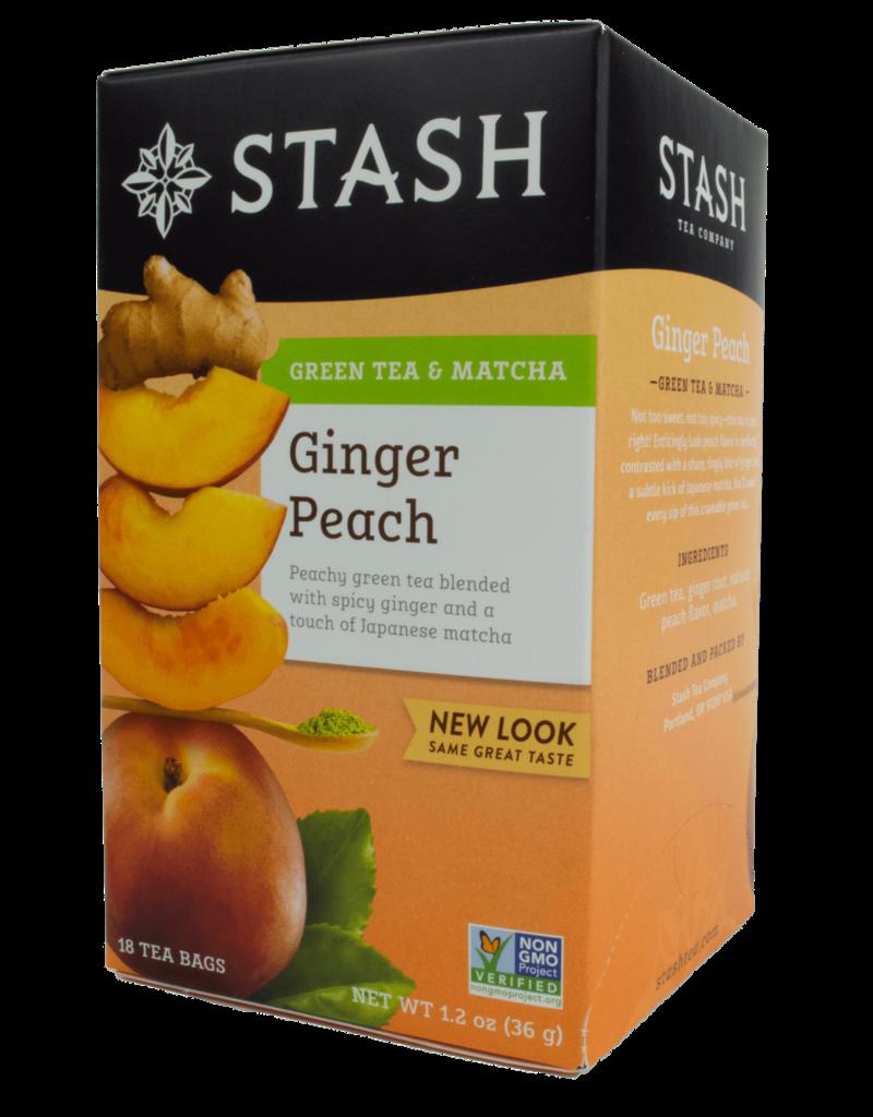 Stash Stash Ginger Peach Tea